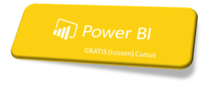 PowerBI (gratis) tussen Cursus